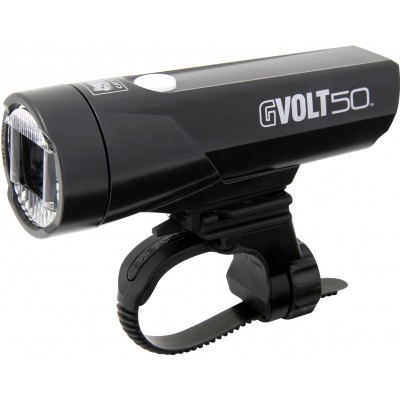 CatEye GVolt 50 rechargeable StVZO headlight