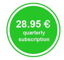 Quarterly subscription